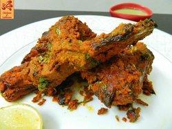 Chickens of Ludhiana