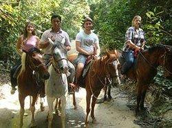Cavalgada Amazonia
