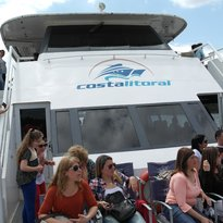 Catamarán Costa Litoral Day Tours