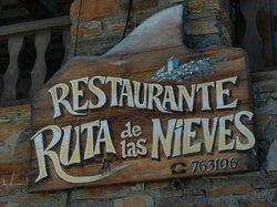 Ruta de las Nieves