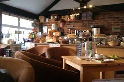 Cafe Continental at The Rutland Arms AntiQues Centre