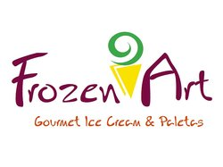 Frozen Art Gourmet Ice Cream