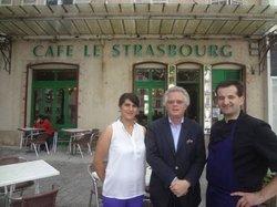 Brasserie Le Strasbourg