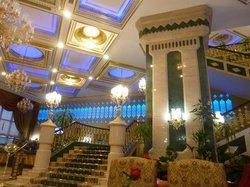 Main lobby stairs