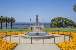 Kings Park Oorlogsmonument