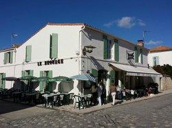 Hotel restaurant Le Brouage