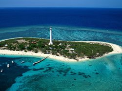 Amedee Lighthouse Island