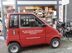 Het Oud-Hollandsch Snoepwinketje