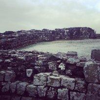 Cawfields Roman Wall