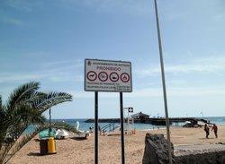 walk near beach