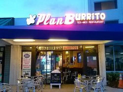Plan Burrito