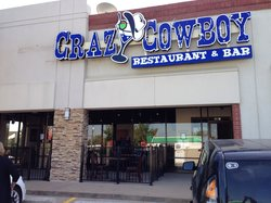 Crazy Cowboy Restaurant and Bar