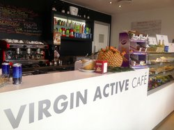 Virgin Active Cafe