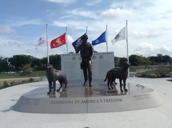 U.S. Military Working Dog Teams National Monument