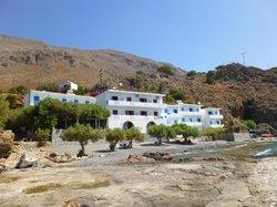 The Small Paradise Nikos Restaurant