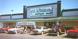 Brass Armadillo Antique Mall