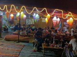 Yusuf's Bedouin Tent