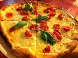 la pizza deliziosa