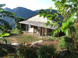 Another eco cottage
