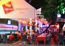 Cekmen restaurant