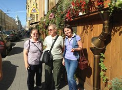 Saint Petersburg Greeters Tours - Day Tours
