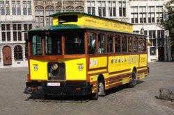 Touristram - Antwerp