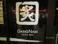 Gangnam Asian BBQ