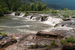 Sandstone Falls
