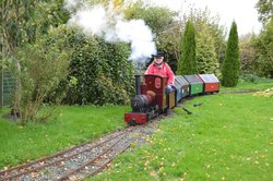 Woodseaves Miniature Railway