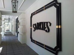 Sarkies restaurant