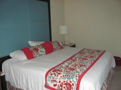 King Bed - Tropical View Jr. Suite