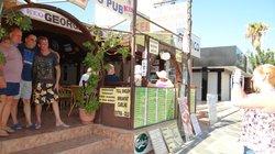 Yia-Mas George's Pub Protaras Cyprus