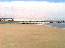 Praia da Ponta do Mel