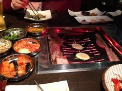 Kalbi Korean BBQ & Sushi