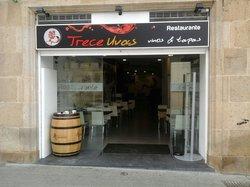 Restaurante Trece uvas vinos y tapas