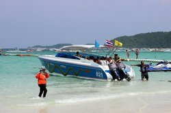 Pattaya City Sea Travel - Day Trip