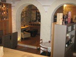 La Stamberga Exclusive Living Room