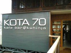 Splav Kota 70