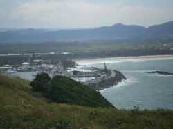 Coffs Harbour Muttonbird Island