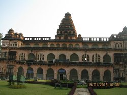 Chandragiri Palaces and Fort