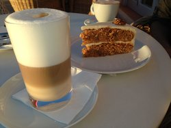 Grand Cafe Cappuccino