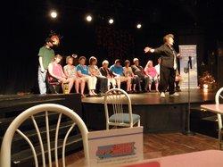 Jecobie Roberts Comedy Hypnosis Show