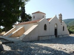 Panagia Kera Byzantine Church