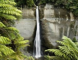 Mount Damper Falls