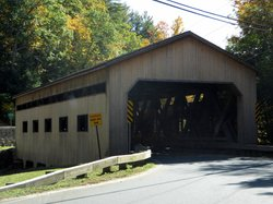 ‪Bissell Covered Bridge‬
