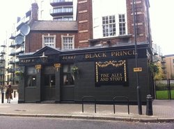 The Black Prince Pub