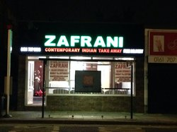 Zafrani Indian Take Away