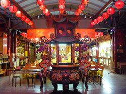 Taiwan Provincial City God Temple