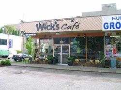Wick's Cafe