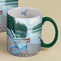 Lakeside Coffee Cup